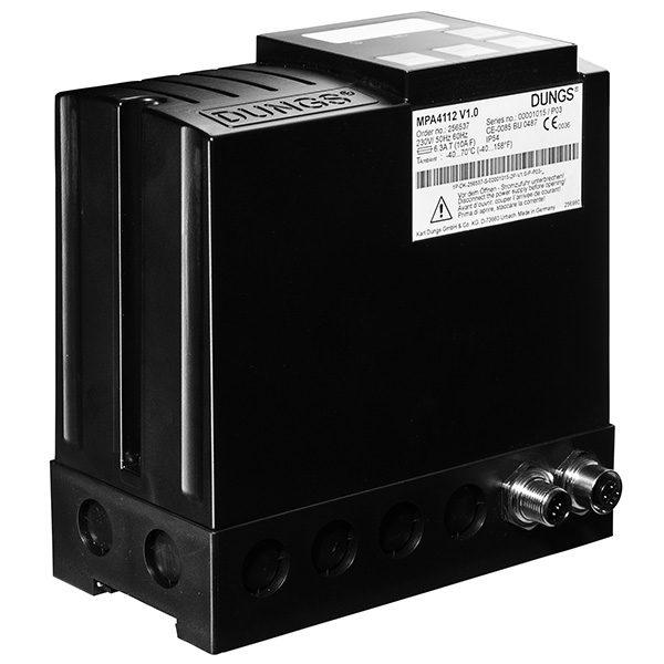 MPA 41xx: Топочный автомат для одноступенчатой газовой горелки